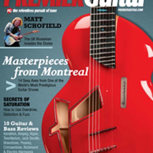 September 2011 Premier Guitar Issue