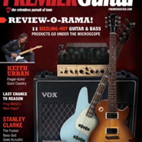 August 2011 Premier Guitar