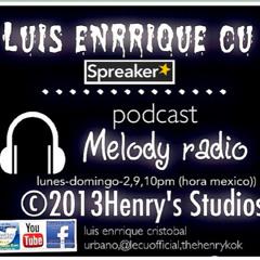 Hora de mixear - Melody radio (creado con Spreaker)