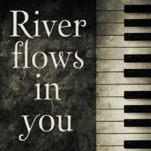 River Flows In U