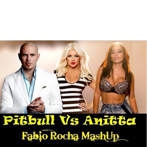 Anitta - Nao Para vs Pitbull - Feel This Moment (Fabio Rocha Mashup v2)-FREE