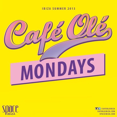 Mike Vale - Space Ibiza Café Olé 2013 Mix