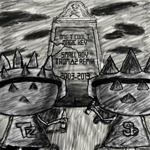 Magic Key (Small Boy & THOMAZ Moombahton Remix)