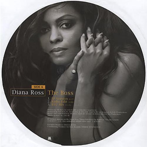 Diana Ross - The Boss (Pyxis Remix)