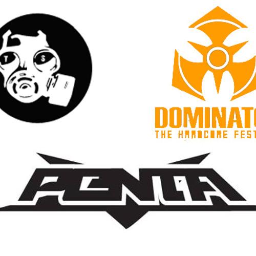 PENTA - DOMINATOR 2013 TRIBUTE SERIES ON TOXIC SICKNESS RADIO - MAINSTAGE TRIBUTE - 19.07.13