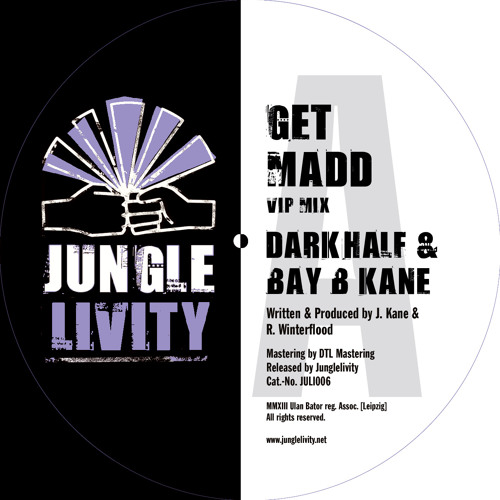 Get Madd (VIP) - Bay B Kane & Darkhalf *Out Now On Junglelivity Records*