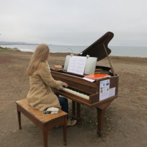 Beach Pianos