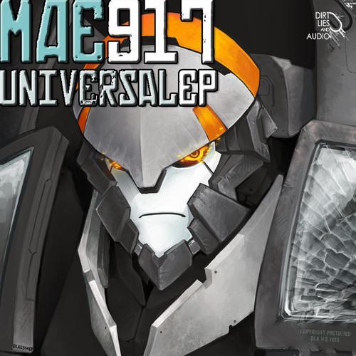 MAE917 - Espiral Primordial  [DLA.Black24august]