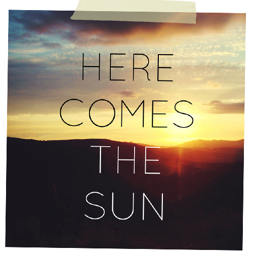 Here Comes The Sun (The Beatles)
