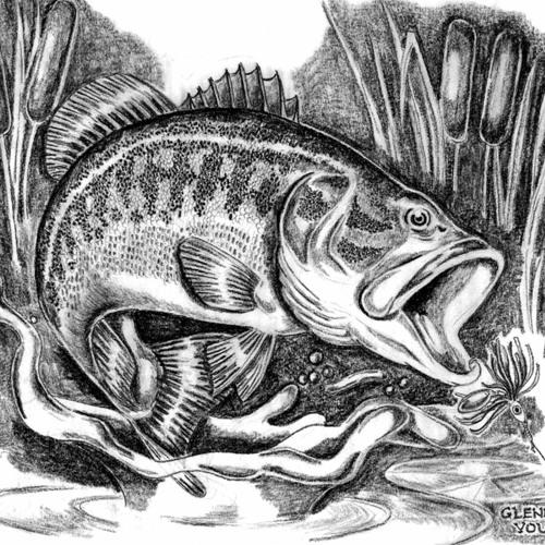 That Six Pound Trophy Bigmouth Bass