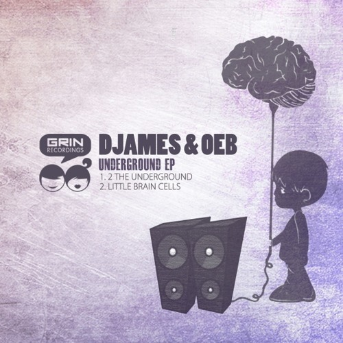 DJames & OEB - Little Brain Cells