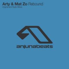 Arty & Mat Zo - Rebound (Strixx Remode)