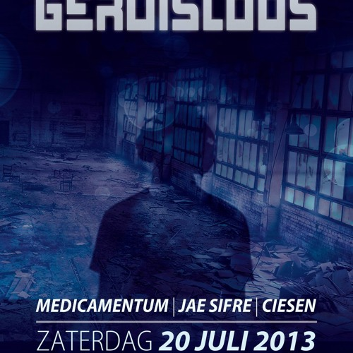 Geruisloos Podcast (Made with mouse on Virtual dj -.-)