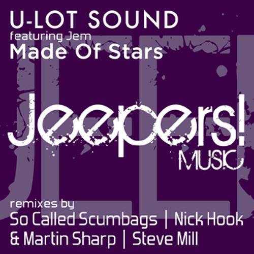 U-Lot Sound - Made Of Stars - So Called Scumbags Dub - Clip