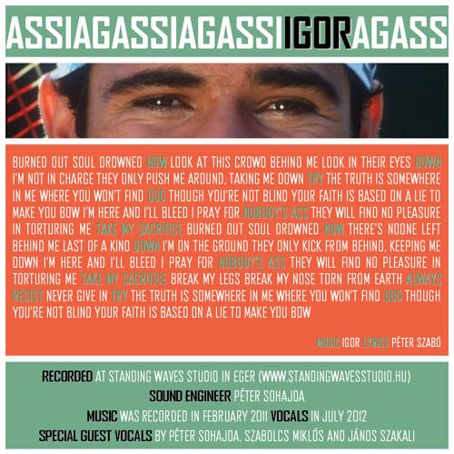 IGOR - Agassi