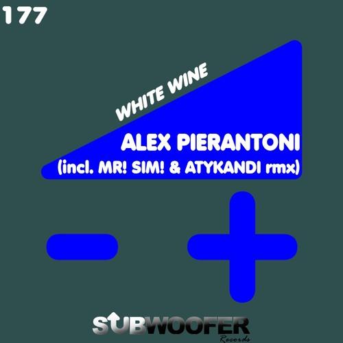 [SUB177] Alex Pierantoni - SuperX (Atykandi Remix)