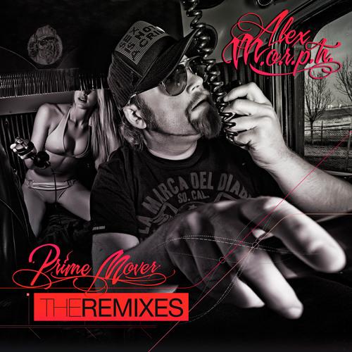 Alex M.O.R.P.H. & Claudia Cazacu - Exstatic Avenger (Maarten de Jong Remix)