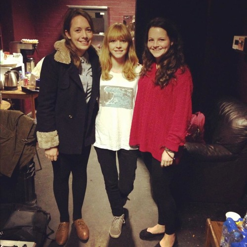 New Music Fridays on CAM FM: Lucy Rose interview at T in the Park 2013