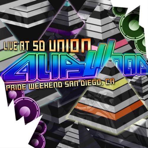 Dubwood Live @ Pride SD Union