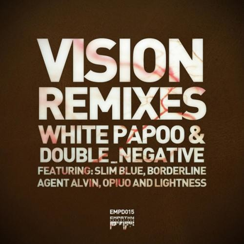 *OUT NOW* Double_Negative vs White Papoo - Vision (Double_Negative Remix)