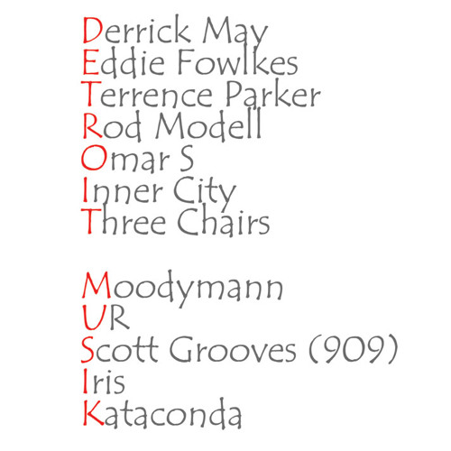 Scott Grooves Dj mix part1