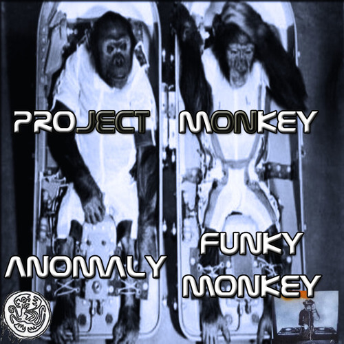 SPACE MONKEY'S by Anomaly