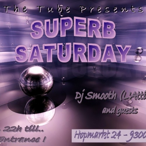 09/04/2011 - dj Smooth live @ TheTube Aalst.mp3  **FREE DL**