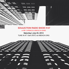 Soulection radio shows . The days better with Soulection.