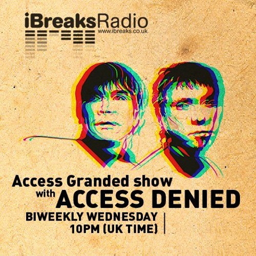 F-Word - Guest Mix For Access Granted Radioshow @ iBreaks Radio (25-01-2010)