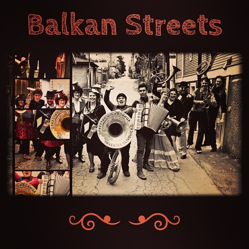 Week 38 - Balkan Streets