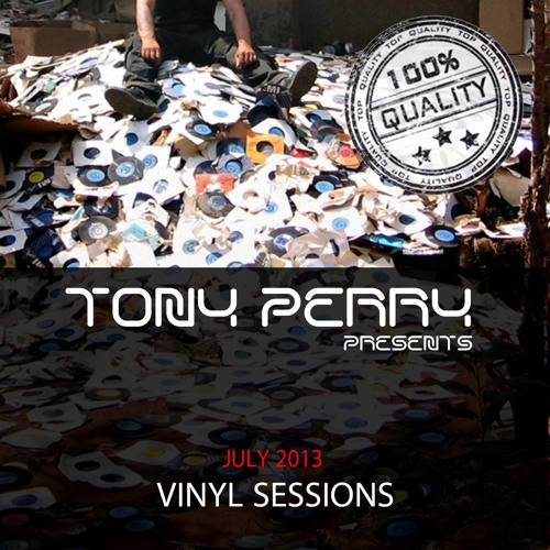 Soulful House - Vinyl ONLY Session - By Tony Perry