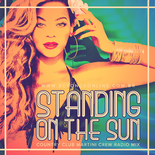 Standing On The Sun (Country Club Martini Crew Radio Mix)