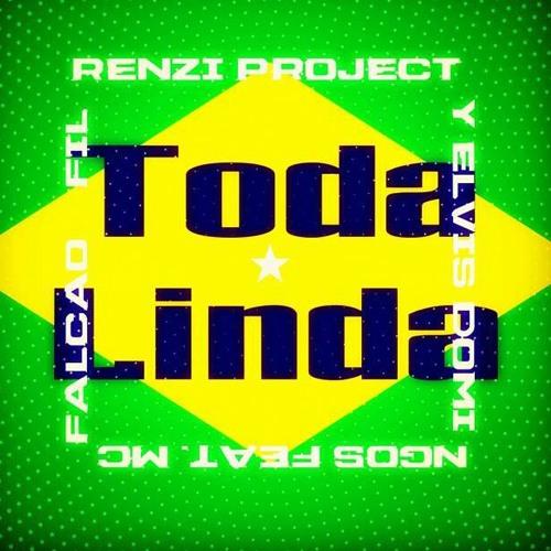 FIL RENZI PROJECT & ELVIS DOMINGOS ft MC FALCAO  TODA LINDA (MBZ project radio cut)