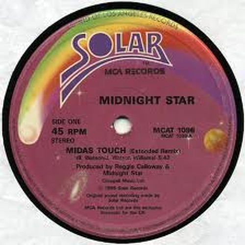 Midnight Star - Midas Touch (Groove Motion Re-Edit) **FREE DOWNLOAD**