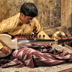 Apratim Majumdar -  raga pahari jhinjhoti, alap