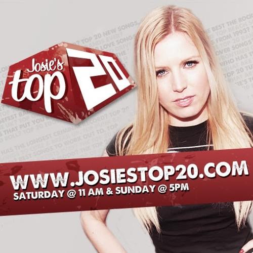 Josie's Top 20 - Sheepdogs