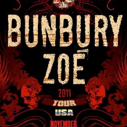 Bunbury y Zoe @ Gibson Amphitheatre