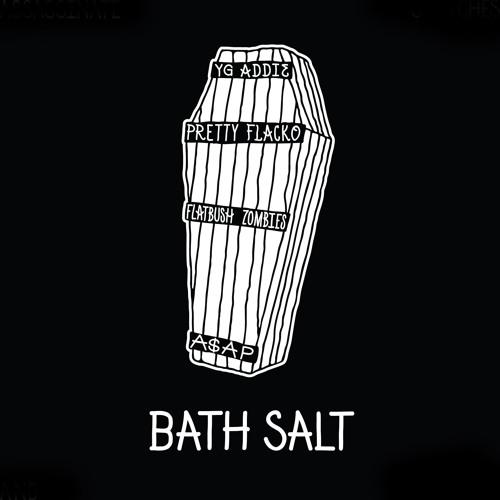 Bath Salts- Asap Mob ft. Flatbush Zombies Instrumental Prod. By Phantom Beatz
