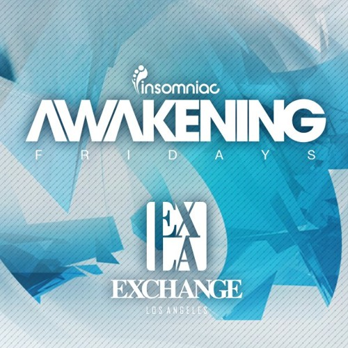 Darin Epsilon - Live at Insomniac presents AWAKENING @ Exchange LA [July 12 2013]