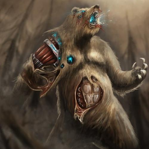 mindJourney - Shardik Großer Teddybär