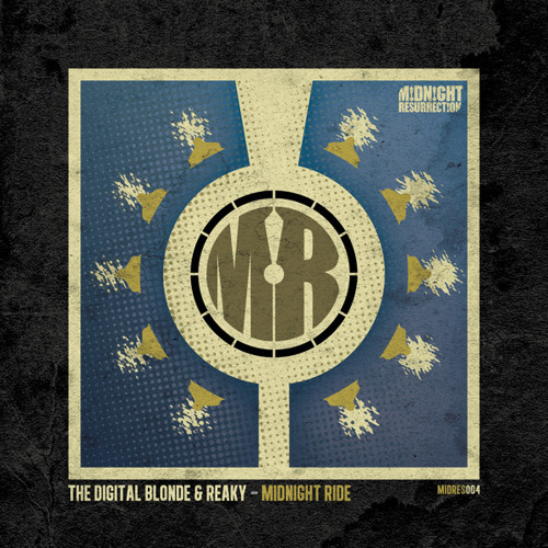 The Digital Blonde & Reaky - Midnight Ride (Original Mix)