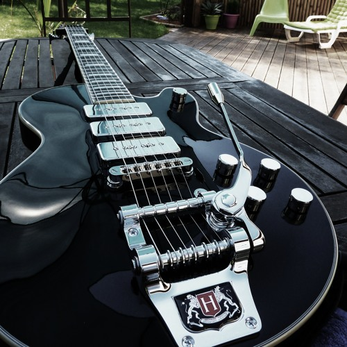 Review Hagstrom SST p90 clean