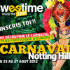 Carnaval Notting Hill 2013 // London by SWEETIME