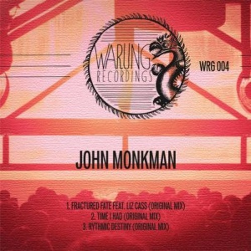 John Monkman - Fractured Fate, feat Liz Cass (Full Mix)