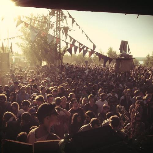 Wankelmut @ MELT! Festival 2013