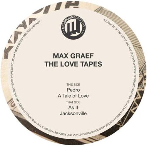 (MDC007): A2. Max Graef - A Tale of Love