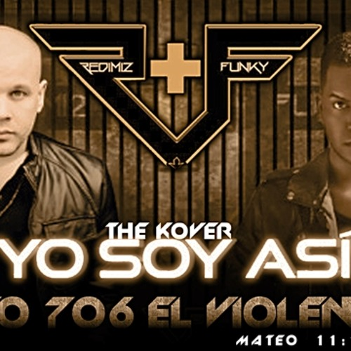 Funky + Redimi2 Yo Soy Asi Cover by Lito 706 Pro. The Boss Company Records