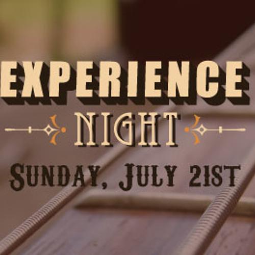 Experience Night, July 21, 2013 (Hope Vineyard, St. Louis)