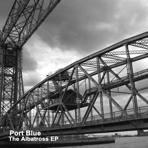 Port Blue - Silver Blueberry