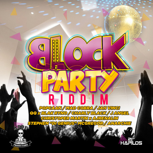 ♫ Di Genius   Empty The Bar [Block Party Riddim] July 2013